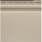 Сайдинг Текос оцилиндрованный брус, цвет Слоновая кость 115