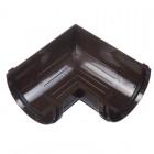 Угол 90 градусов Деке (Docke) Шоколад