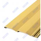 Сайдинг виниловый Текос, цвет Золотой песок 107