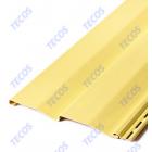 Сайдинг виниловый Текос, цвет Светло-желтый 110