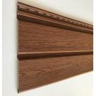 Сайдинг Tecos «Natural wood effect» АКРИЛ — Вагонка - Итальянский Орех