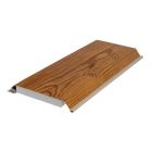Ламинированный сайдинг под дерево BrusDecor — Винтажная Сосна