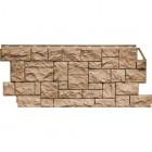 Фасадные панели FineBer (Фаинбер), «Дикий Камень» — Терракотовый