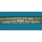 Цокольный сайдинг «Доломит», Серия «Прокрашенные швы» – Салатовый