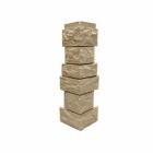 Угол наружный «Северный камень» Бежевый