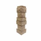 Угол наружный «Северный камень» Песочный