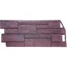 Фасадные панели FineBer серия Камень Природный Серо-коричневый