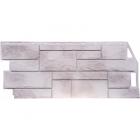 Фасадные панели FineBer серия Камень Природный Жемчужный