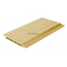 Фасадная доска ДПК Royal Wood из древесно - полимерного композита Золотой