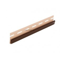 Финишная планка - Элит, коричневая